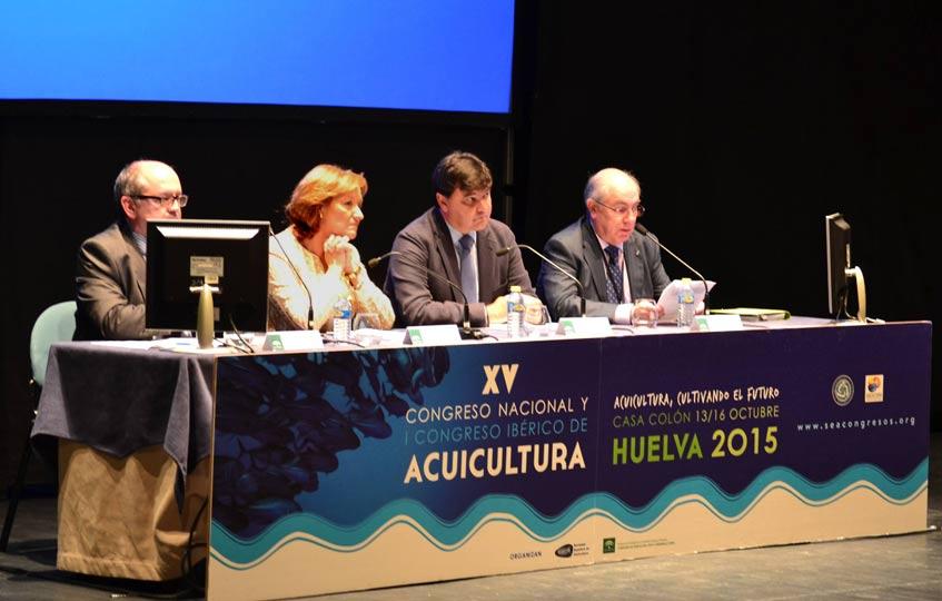 Stand Congreso Acuicultura