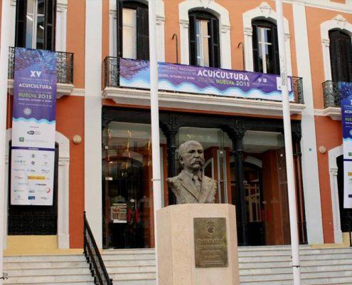 Publicidad exterior Congreso Acuicultura