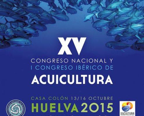 Cartel Congreso Acuicultura