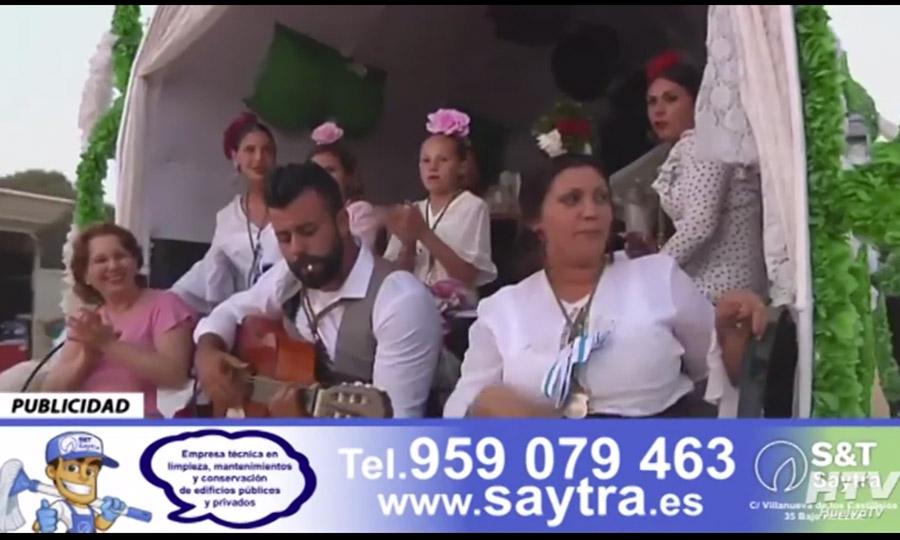 Publicidad TV Saytra