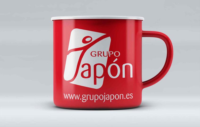 Taza Grupo Japón
